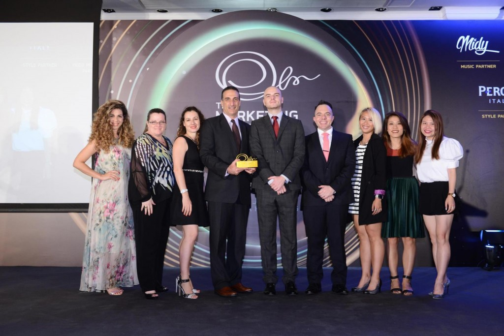 The Marketing Events Awards 2017 - Award Ceremony