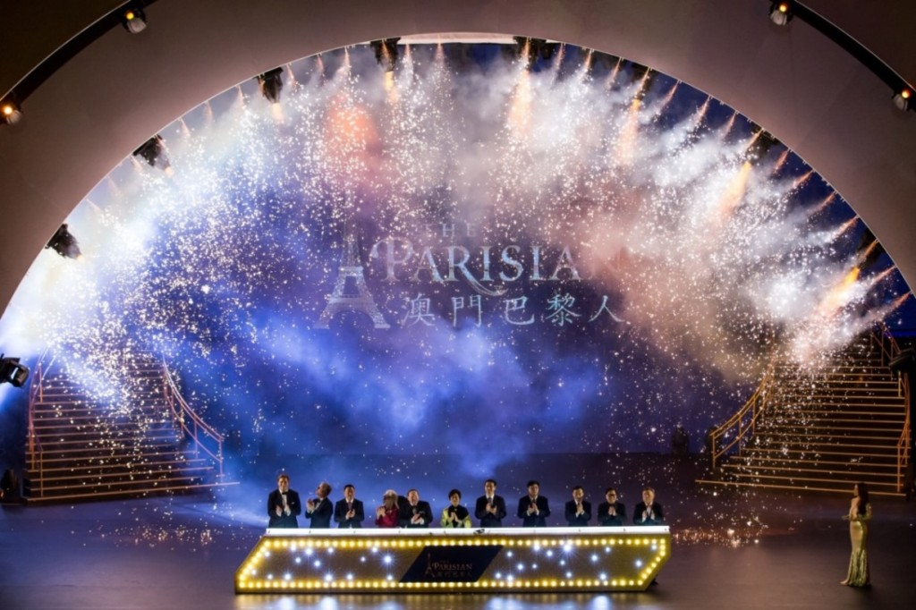 The Parisian Macao Grand Opening - WOW Moment