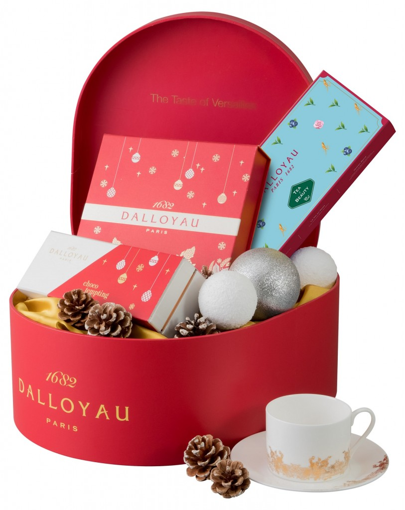 DALLOYAU - Delight Hamper