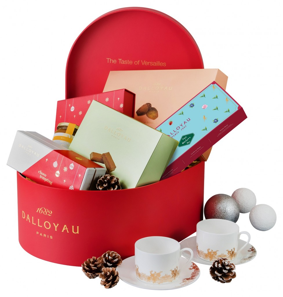 DALLOYAU - Joyous Hamper
