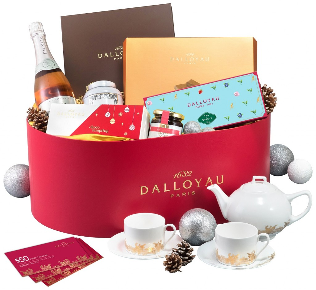 DALLOYAU - Supreme Hamper