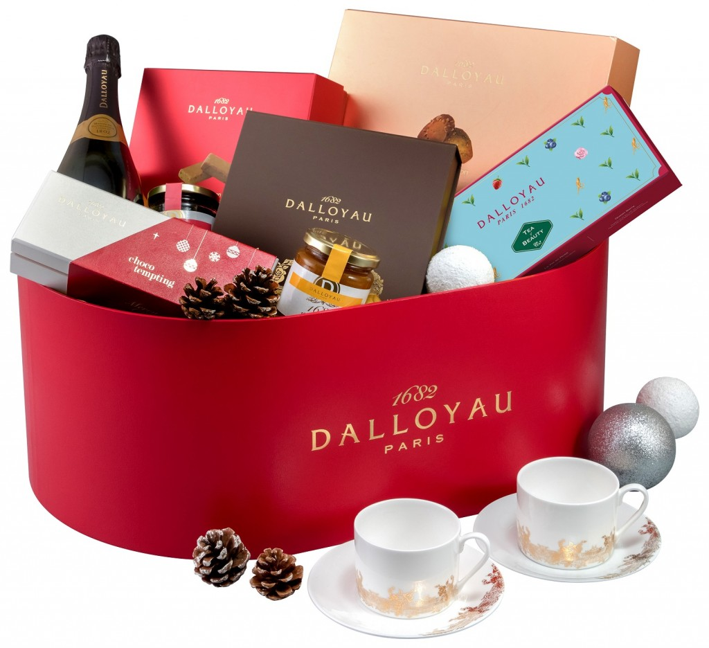 DALLOYAU - Thankful Hamper